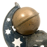 Super Cool Spinning Globe and Stars Coin Slot Bank (or???)
