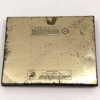 Vintage 1940s Lucky Strikes Tin with Custom Copper Cover