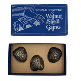 Towle Pewter Vintage 1970s Shell Game Set