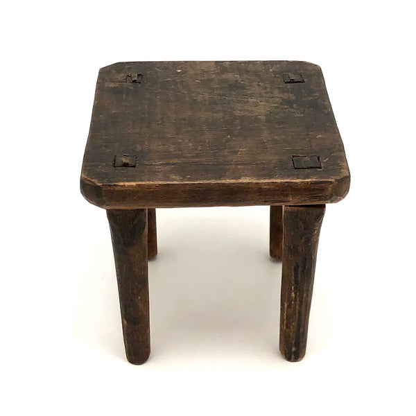 Beautifully Crafted Miniature Wooden Table