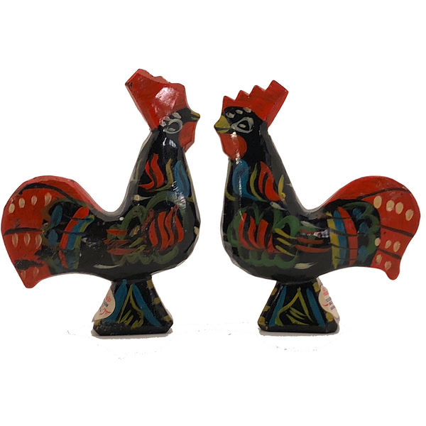 Swedish Nils Olsson Dala Roosters - Sold Individually