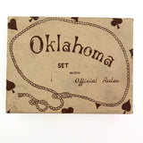 Vintage Oklahoma Card Game