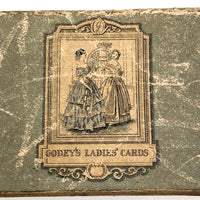 Godey's Ladies Cards Victorian Playing Cards