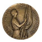 American Legion 1925 Bronze School Award