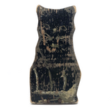 Best Ever Very Old Black Cat Doorstop