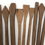 Rustic Old Hand-carved Wooden Jackstraw Set Made by Rollin!