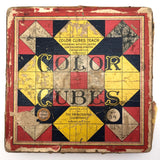 Embossing Company Vintage Color Cubes Large Set, c 1930s