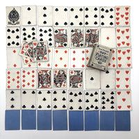 "Chas Goodall & Son ""Tom Thumb"" Miniature Playing Cards, Late 19th Century"