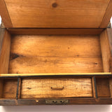 Lovely, and Useful, Antique Writing Box / Writing Slope