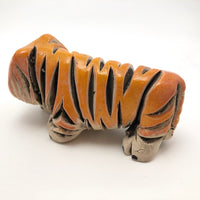 "Artesania Rinconada ""Classic Collection"" Tiger, Uruguayan, 1970s"