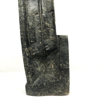 Large Carved Modern Stone Sculpture, Presumed Mid-Century Shona