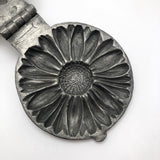 Pewter Eppelsheimer &Co. Daisy Ice Cream / Chocolate Mold