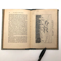 The Legend of Sleepy Hollow with Handmade Cover, Binding, and Original Illustrations
