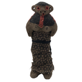 Clay African Sambura Fertility Doll