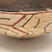 Shipibo-Conibo Hand-formed, Hand-Decorated Pottery Bowl