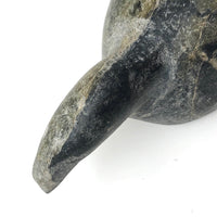 Inuit Stone Carved Loon