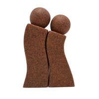 Modernist Sculptural Salt and Pepper Shakers