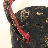 Early 20th Century Mexican Dance Mask with Snake Nose