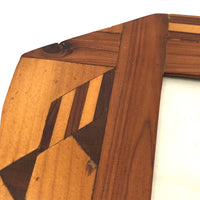 Sweet Tramp-y Inlaid Standing Picture Frame