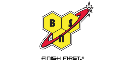 BSN Finish First Logo