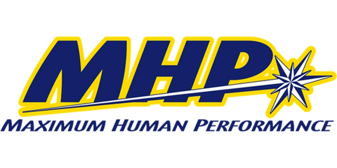 MHP — Maximum Human Performance Logo