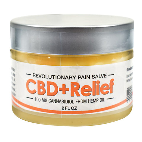 Axis Labs CBD+Relief 2 fl oz