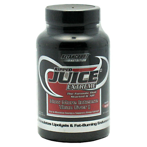 Betancourt Nutrition Ripped Juice Cotton Candy 30 Capsules