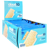Cloud10 Marshmallow Crispy Treats (10 Bars) — Original