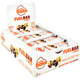 Buff Bake Fuel Bar + MCT Peanut Butter Cacao (12 Bars)