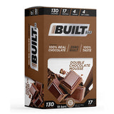 Built Protein & Energy Bars Double Chocolate Mousse (18 Bars)
