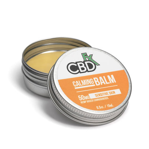 CBDfx CBD Calming Balm for Sensitive Skin (50mg)