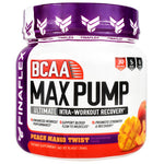 FINAFLEX (Redefine Nutrition) BCAA Max Pump Peach Mango Twist 30 ea