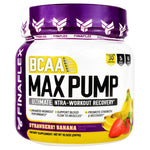 FINAFLEX (Redefine Nutrition) BCAA Max Pump Strawberry Banana 30 ea