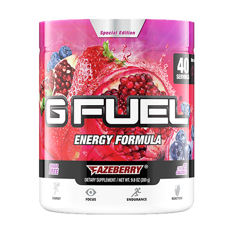 G Fuel FaZeberry Tub (40 Servings)