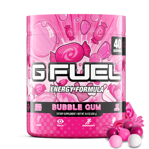 G Fuel Bubble Gum Tub (40 Servings)