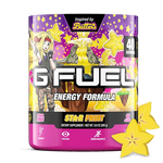 G Fuel Butters' Star Fruit Tub (40 Servings)