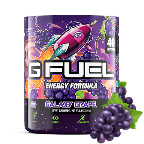 G Fuel Grape Reskin Galaxy Grape (40 Servings)