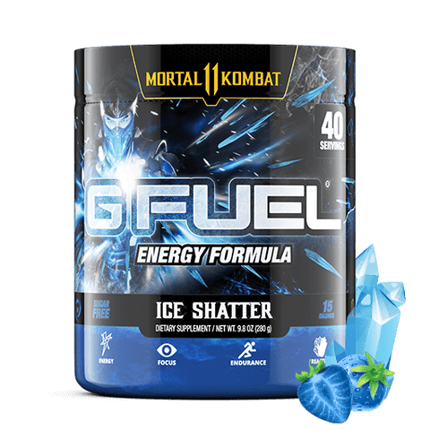 G Fuel Ice Shatter Tub (40 Servings)