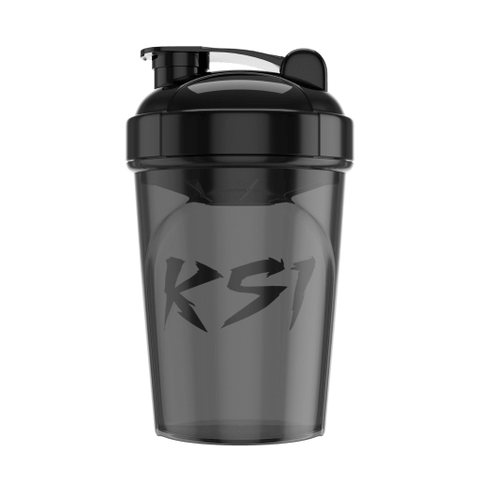 G Fuel Shaker Cup 16 oz GFuel KSI Blacked Out Shaker