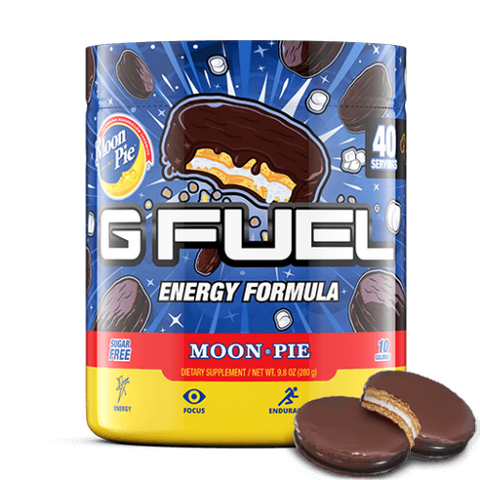 G Fuel Moon ® Pie Flavor (40 Servings)