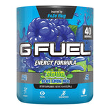 G Fuel Sour Blue Chug Rug Tub (40 Servings)
