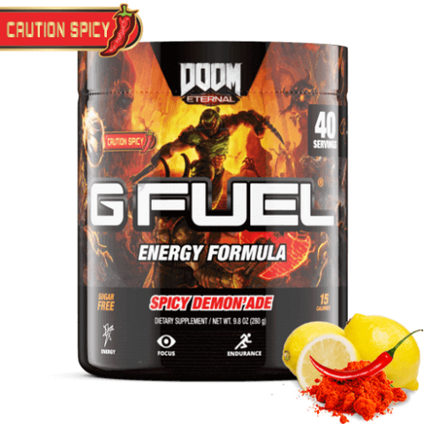 G Fuel Spicy Demon'ade (40 Servings)