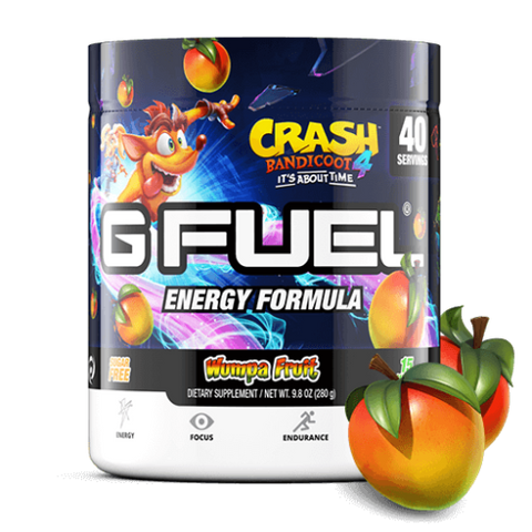 G Fuel Wumpa Fruit Tub (40 Servings)