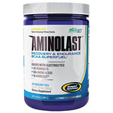 Gaspari Nutrition Aminolast Powder Lemon Ice 30 ea