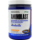 Gaspari Nutrition Aminolast Powder Orange Mango Twist 30 ea