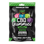 Hemp Bombs CBD Gummies 300mg (20 Count)