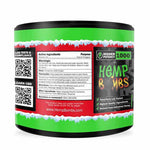 HempBombs High Potency CBD Pain Rub Cold Therapy Relief Gel 1000MG / 4oz Left
