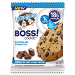 Lenny & Larry's The BOSS! Cookie Chocolate Chunk (2oz - Box of 12)