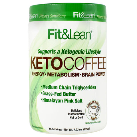 MHP Keto Coffee Medium Roast Blend 15 ea