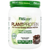 MHP Plant Protein 15 Servings — Chocolate Fudge